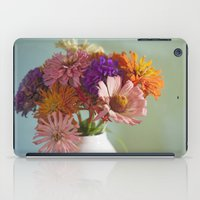 Asters iPad Case
