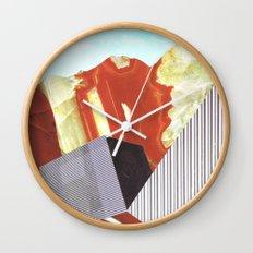 Geometrafuge Wall Clock