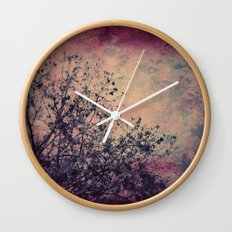The human body is the best picture of the human soul 2 Wall Clock