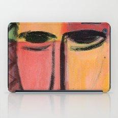 Portrait imaginaire iPad Case