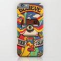 Believe in your selfie iPhone & iPod Case