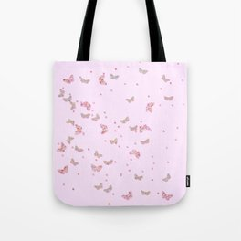 Tote Bag - Butterflies diamonds and glitter II - Better HOME