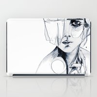 Sketch V iPad Case