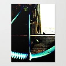 Wheel I Canvas Print