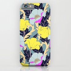 June Yellow Slim Case iPhone 6s