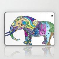 Elephant Profile Laptop & iPad Skin