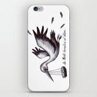 Stork iPhone & iPod Skin