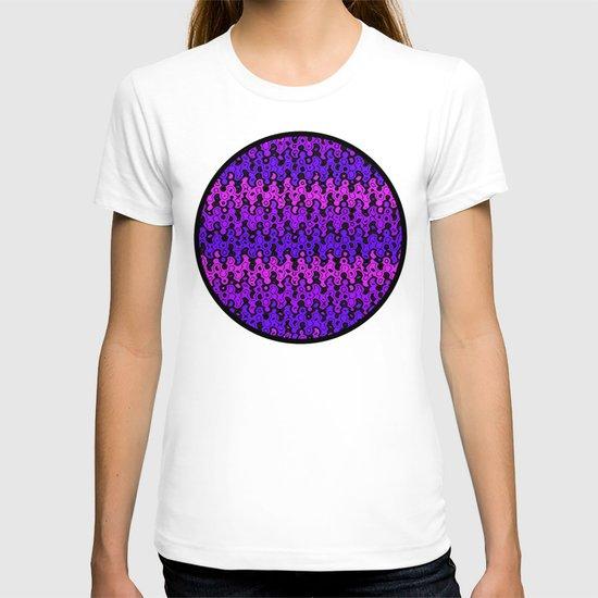 Warped Chevrons T-shirt