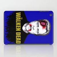 THE WALKEN DEAD iPad Case
