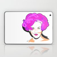 Drew Barrymore Laptop & iPad Skin