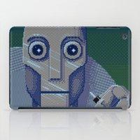 Pixelbot iPad Case