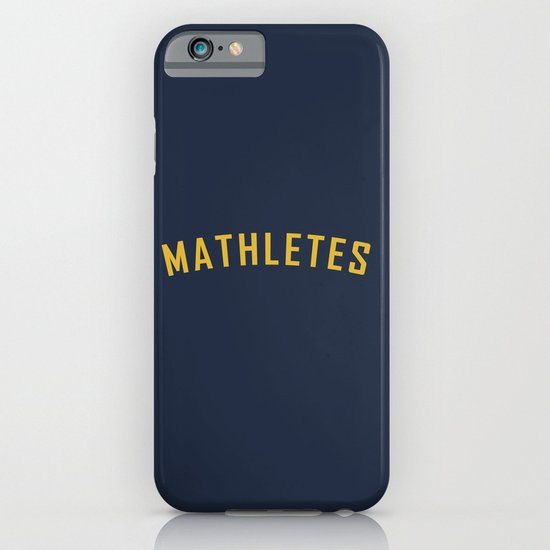 Mathletes - Mean Girls movie iPhone & iPod Case