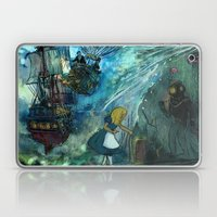 Classic Literature Books Laptop & iPad Skin