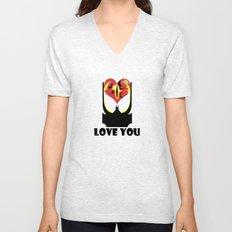 Eye Love You Unisex V-Neck
