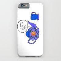Tea Issues - Tissues iPhone 6 Slim Case