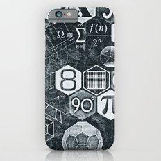 Math Class iPhone 6 Slim Case
