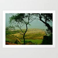 Peaceful Place Art Print