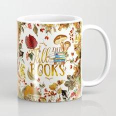 Fall Into Books Mug