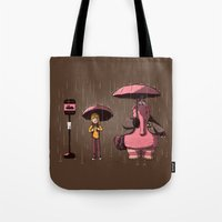 My imaginary friend Tote Bag