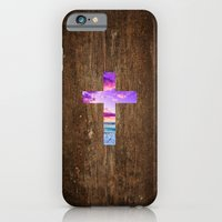 cross iPhone & iPod Cases featuring CROSS by Pocket Fuel