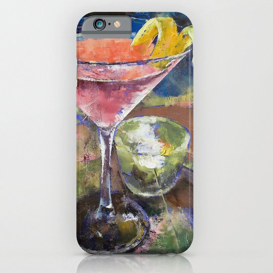 Martini iPhone & iPod Case