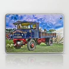 Old Transportation Laptop & iPad Skin