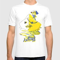Schiff Mens Fitted Tee White SMALL