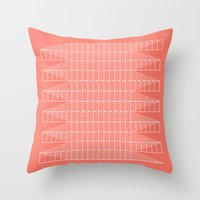 obratan Throw Pillow