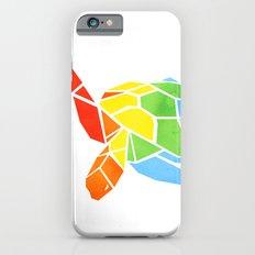 Shapeshifting Turtle iPhone 6 Slim Case