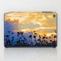 Golden Sky iPad Case