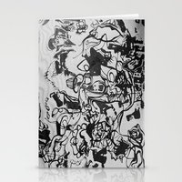 liquid journal Stationery Cards