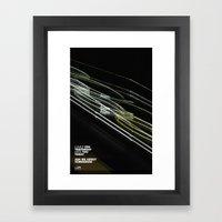 The Love Series 200 Framed Art Print