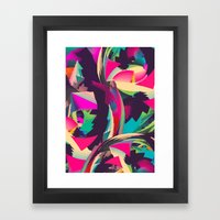 Free Abstract Framed Art Print