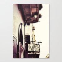Absinthe House Canvas Print