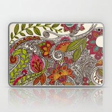 Random Flowers Laptop & iPad Skin