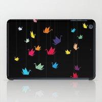 Origami Cranes iPad Case