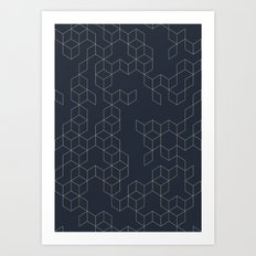 Keziah (Night) Art Print