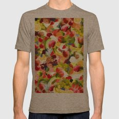 Multifruit Mens Fitted Tee Tri-Coffee SMALL