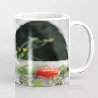 Up Close and Personal Mug