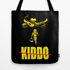 Kiddo Tote Bag