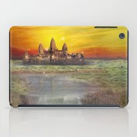 Temple Station iPad Case