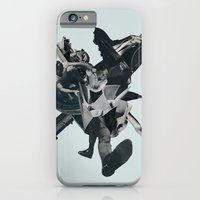 Kissing the Jaws of Life iPhone 6 Slim Case