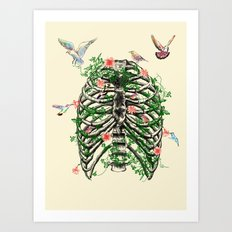 Break Free Art Print