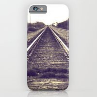 iPhone & iPod Case featuring You can only move forward from here. by Mercedes Lopez