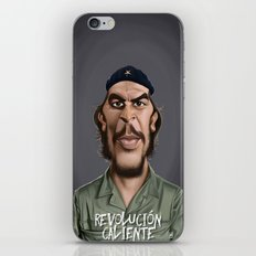 Celebrity Sunday ~ Che Guevara (Revolution Caliente special) iPhone & iPod Skin