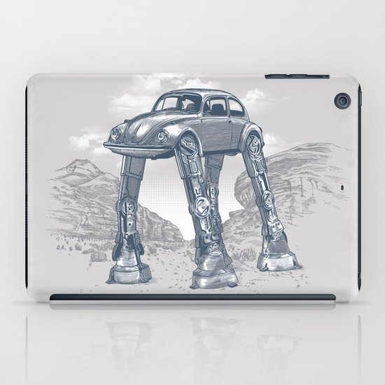 Star Warsvergnugen iPad Case