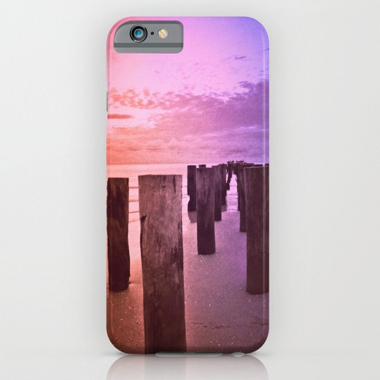 The day fades iPhone & iPod Case