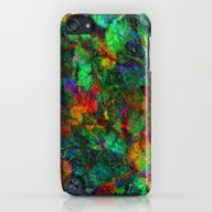 Autumn In The Garden iPod touch Slim Case