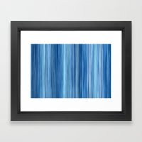 Ambient #1 (from the Art for Airports series) Framed Art Print