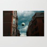 Ballo0n. Canvas Print
